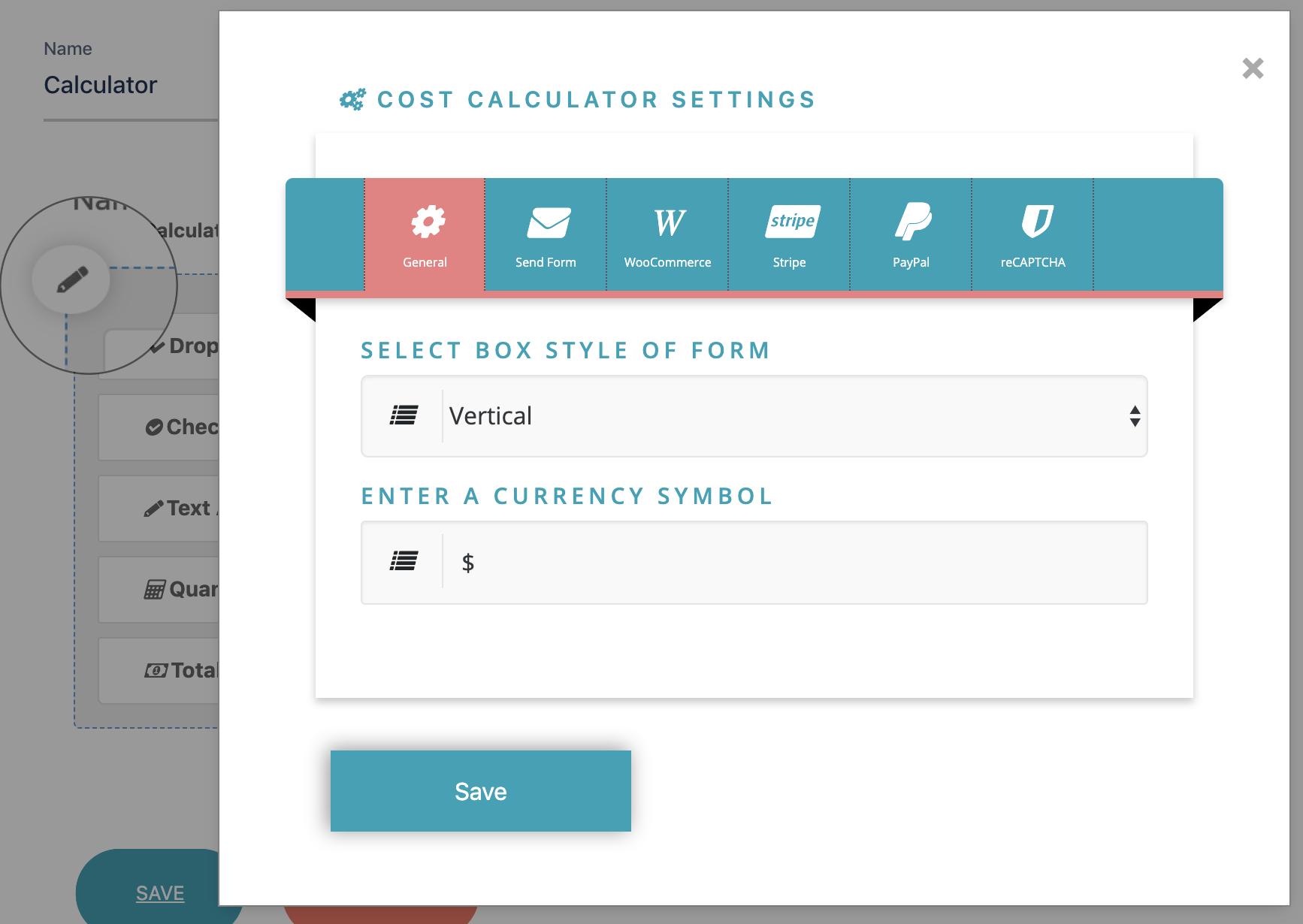 Cost Calculator Builder – Screenshots   WordPress Plugin   20