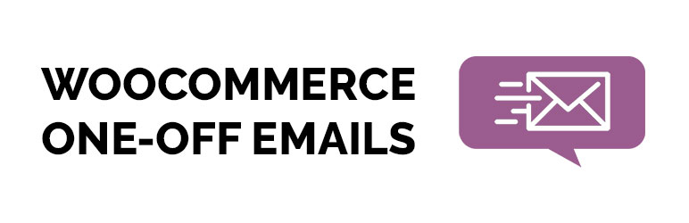 WordPress Plugin one-off-emails-for-woocommerce