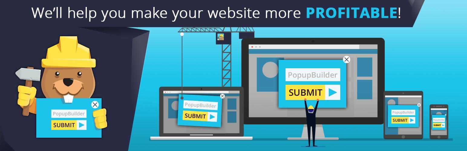 WordPress Plugin popup-builder