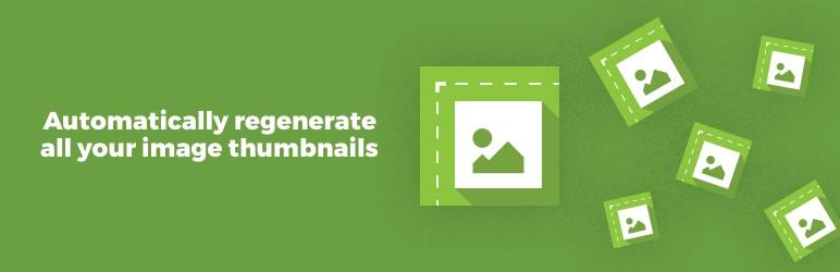 WordPress Plugin regenerate-thumbnails