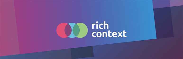 WordPress Rich Context Experience Embed Plugin Banner Image