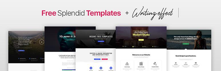 WordPress Rife Elementor Extensions & Templates Plugin Banner Image