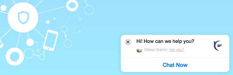 WordPress Messenger Customer Chat Plugin Plugin Banner Image