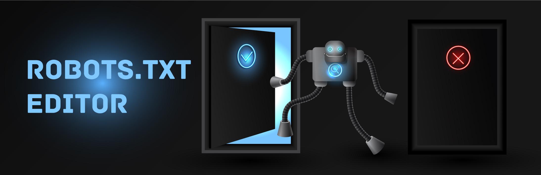 WordPress Robots.txt Editor Plugin Banner Image