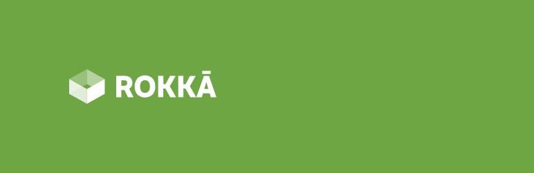 WordPress Rokka Integration Plugin Banner Image
