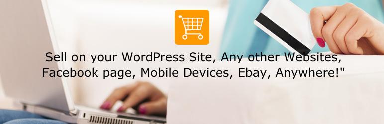 WordPress RomanCart Ecommerce Plugin Banner Image