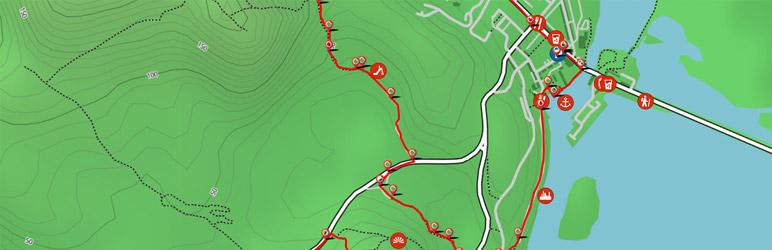 WordPress Rougeo Maps Plugin Banner Image