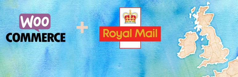 WordPress WooCommerce Royal Mail Shipping Calculator Plugin Banner Image