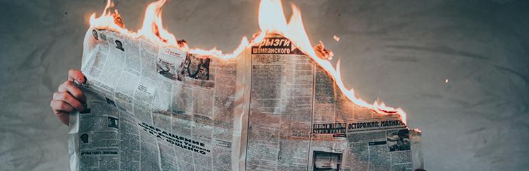 WordPress RSS ReadMore Link Plugin Banner Image