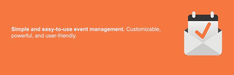WordPress RSVP and Event Management Plugin Plugin Banner Image