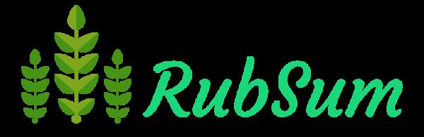 WordPress RubSum Plugin Banner Image