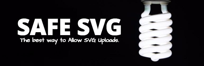 WordPress Safe SVG Plugin Banner Image