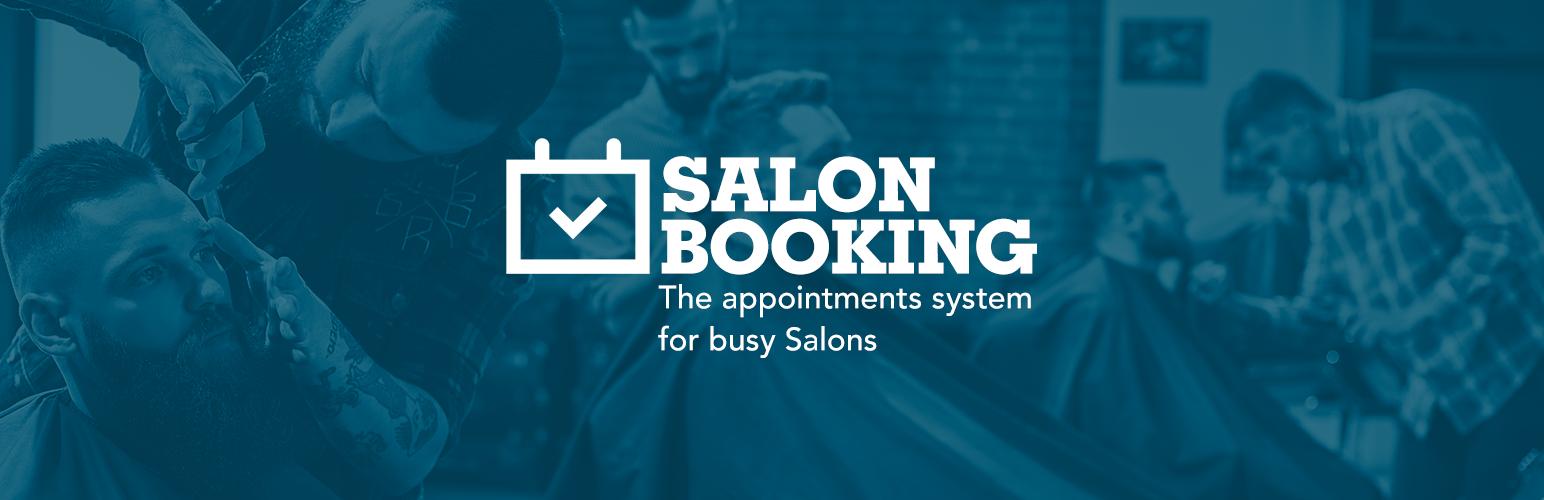 WordPress Salon booking system Plugin Banner Image