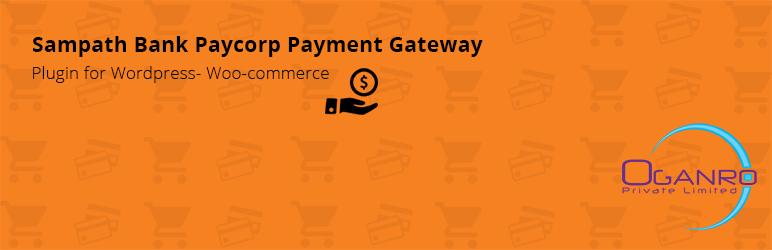 WordPress Sampath bank Paycorp payment gateway Plugin Banner Image