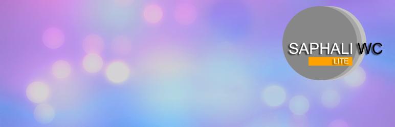 WordPress Saphali Woocommerce Russian Plugin Banner Image