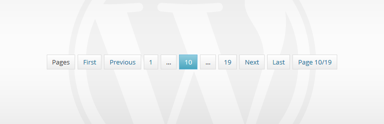 WordPress Pagination by HocWP Team Plugin Banner Image