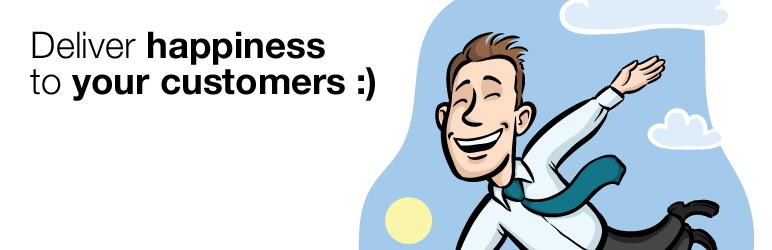 WordPress Scebo – Customer Support Plugin Banner Image