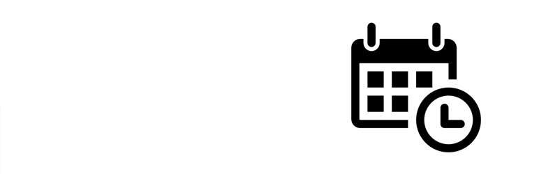 WordPress Scheduled Content Plugin Banner Image