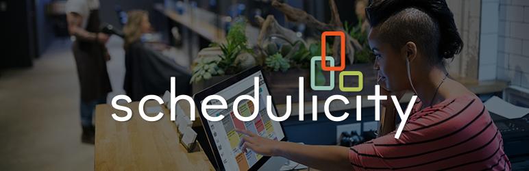 WordPress Schedulicity – Easy Online Scheduling Plugin Banner Image