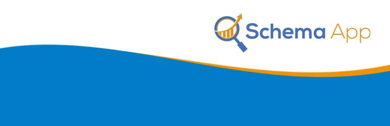 WordPress Schema App Structured Data Plugin Banner Image