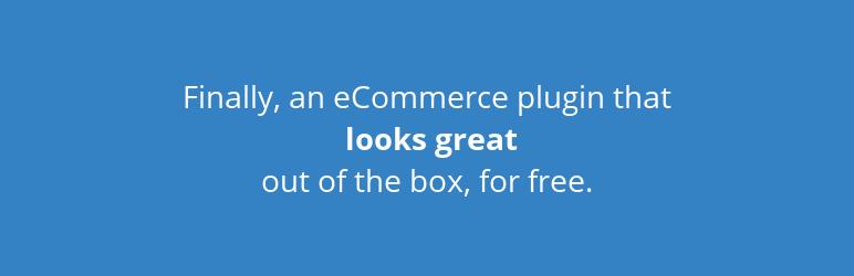 WordPress WordPress eCommerce – ScottCart Plugin Banner Image