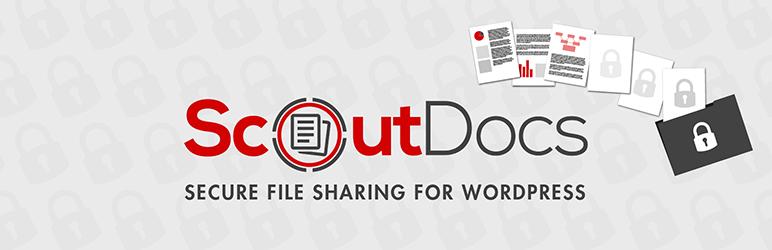 WordPress ScoutDocs Plugin Banner Image