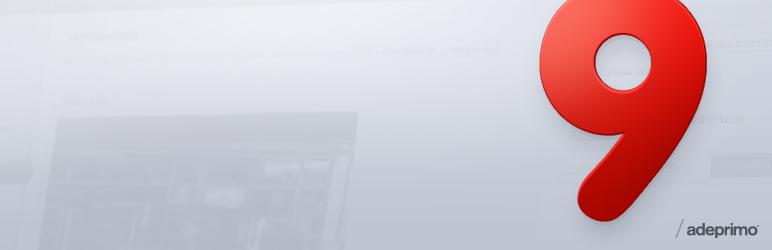 WordPress Screen9 Video Integration Plugin Banner Image