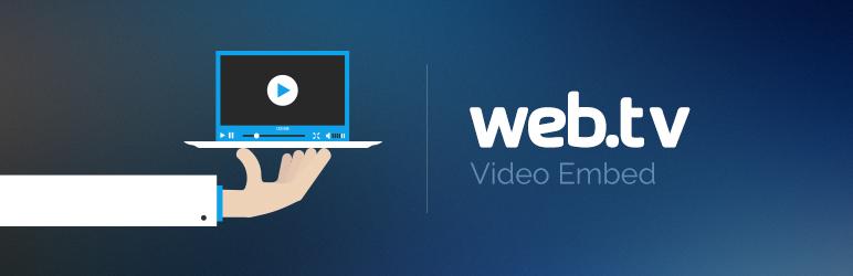 Web.TV Embed - WordPress Plugin | 2021