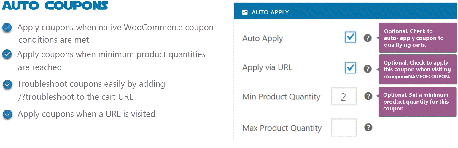 WordPress Plugin woo-auto-coupons