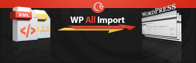 WordPress Plugin wp-all-import