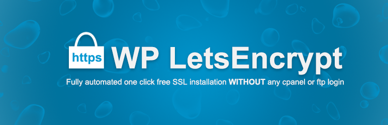 WordPress Plugin wp-letsencrypt-ssl